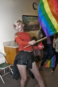 PFLAG/TYES First Annual Gender Expansive Fashion Show