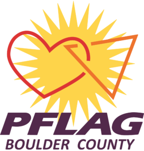 Welcome to PFLAG Boulder County, Colorado